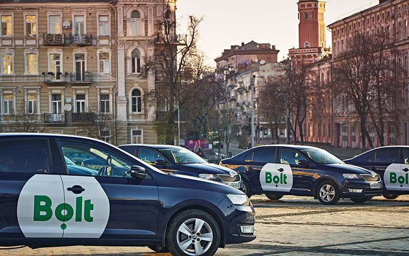 Bolt такси (онлайн) Харьков
